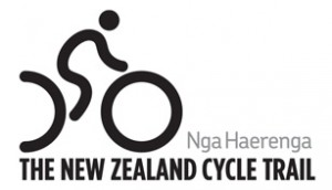 The New Zealand Cycle Trail symbol
