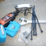 Adding to our bike tool kit