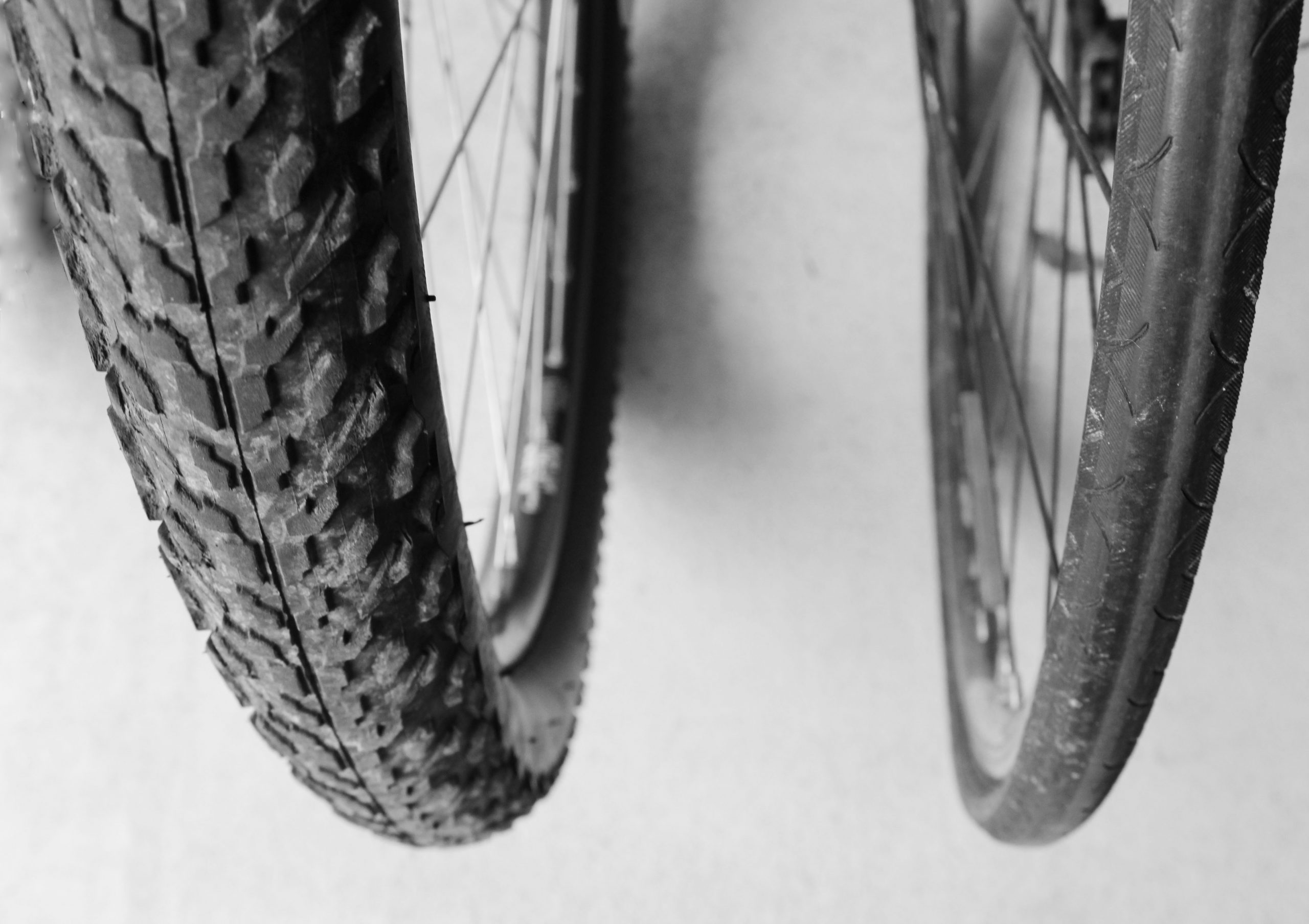 What does it do? The Bike Tyre