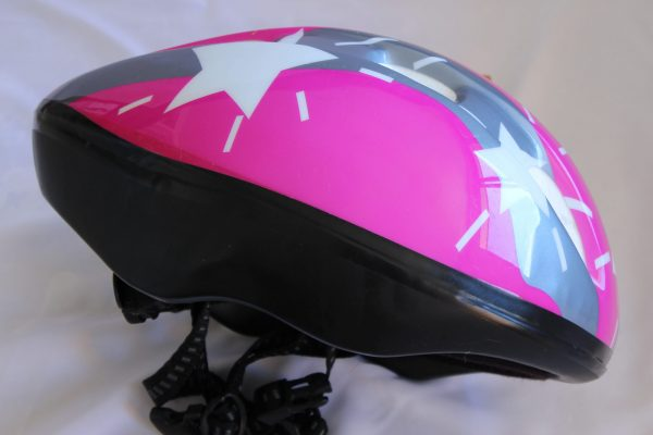 Essential guide bike helmet  components glued taped shell goRide