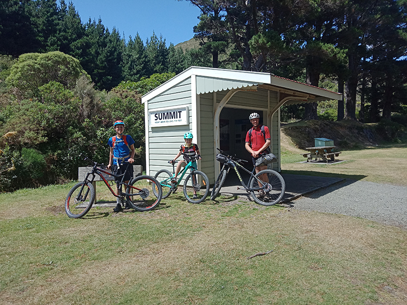 The Remutaka Cycle Trail, NZ – a 'great' family multi day ride