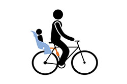 WP forms- Rear Child Bike Seat