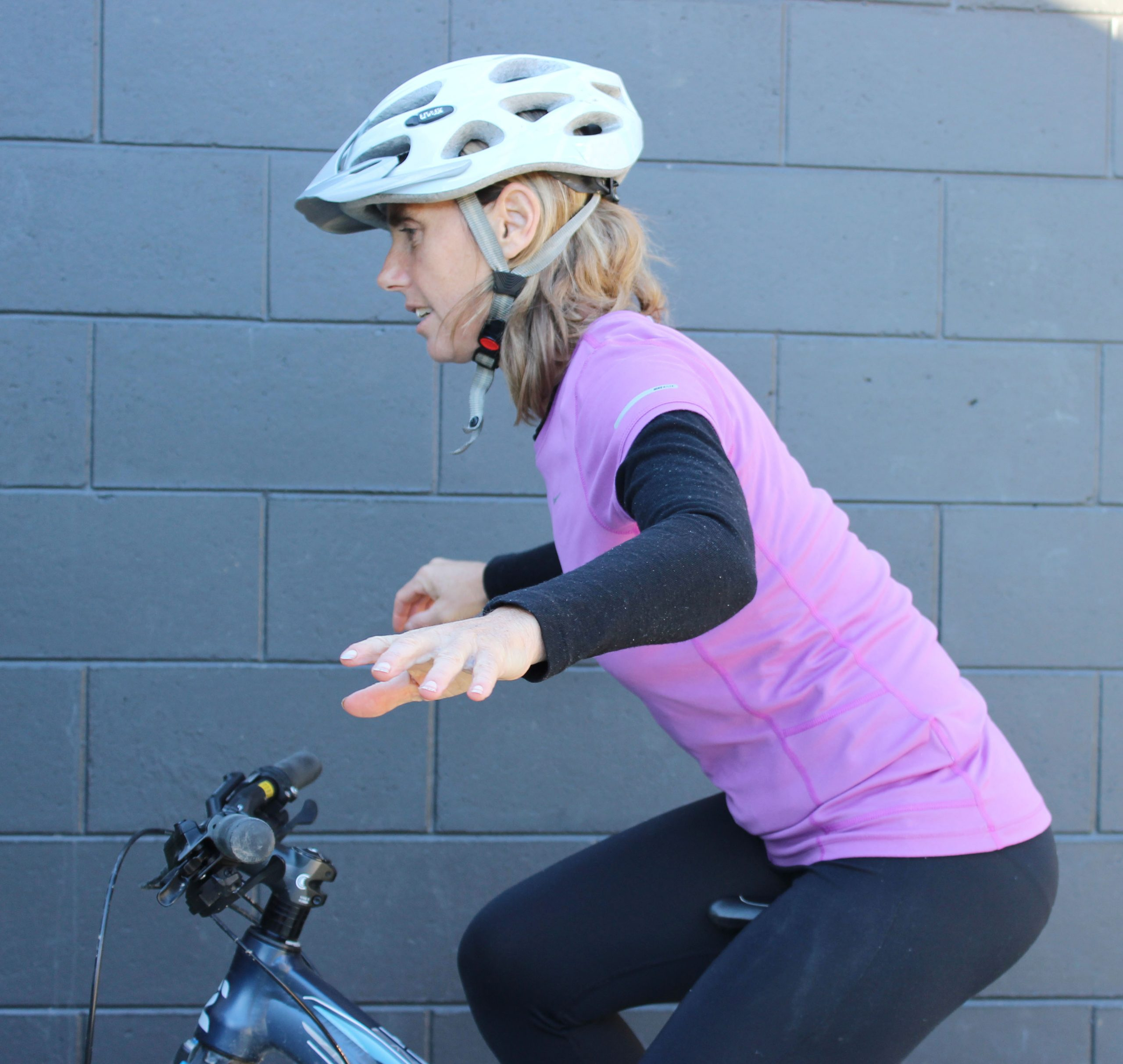 Chi Riding – Tip 2 – Use Core Muscles.