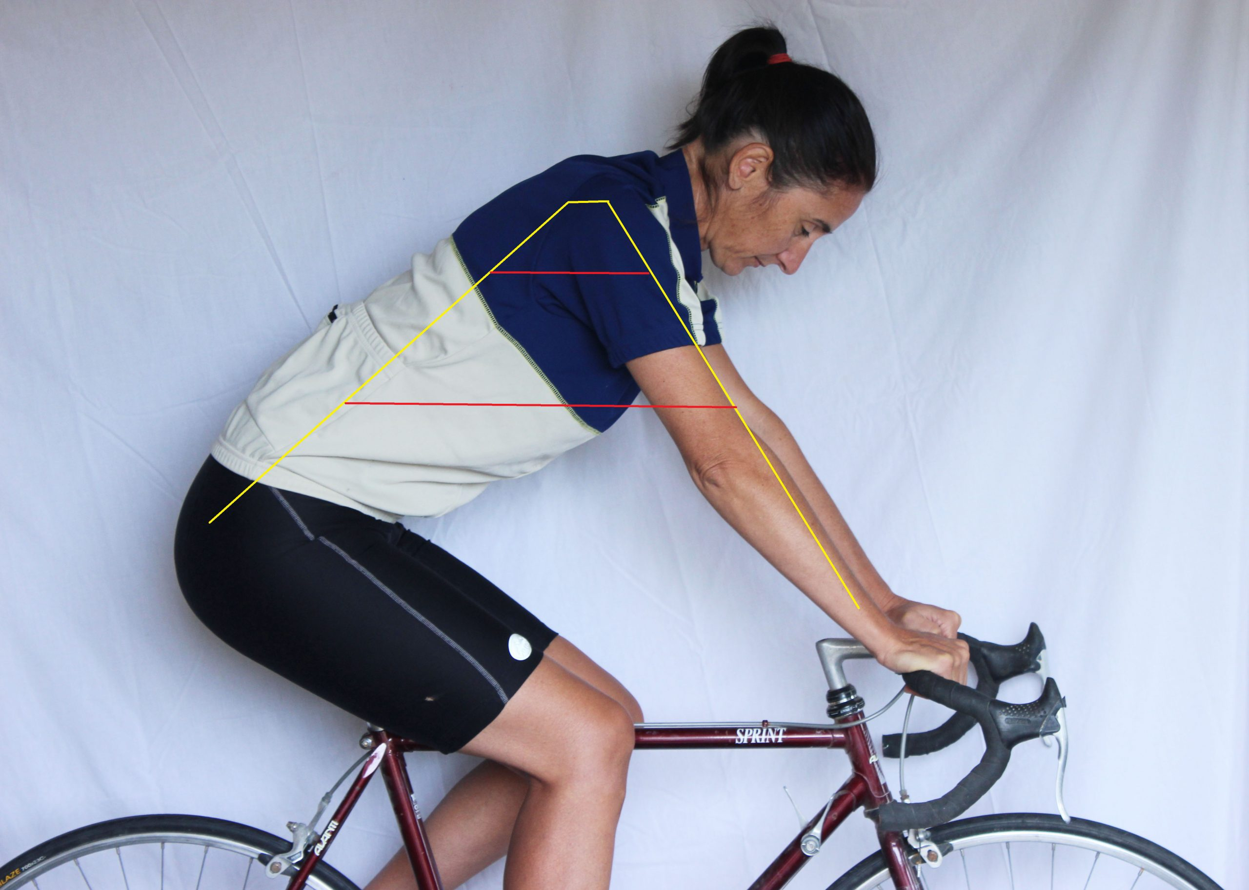 Chi Riding – Tip 1- Riding Position