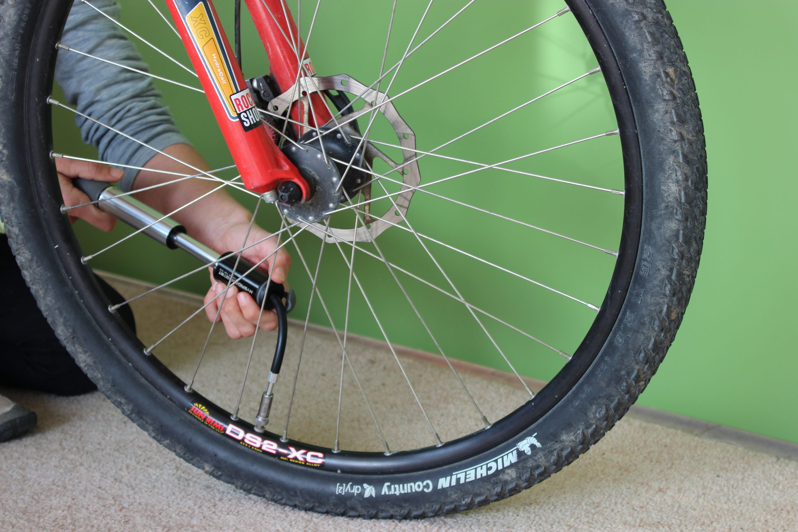 Five Simple Bike Tasks YOU Should Know
