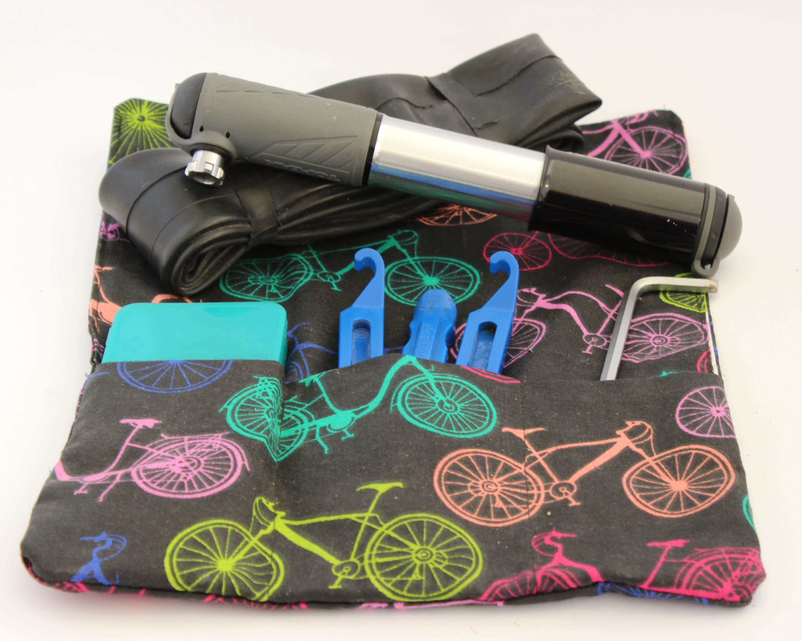 What's in a Family Bike Tool Kit?