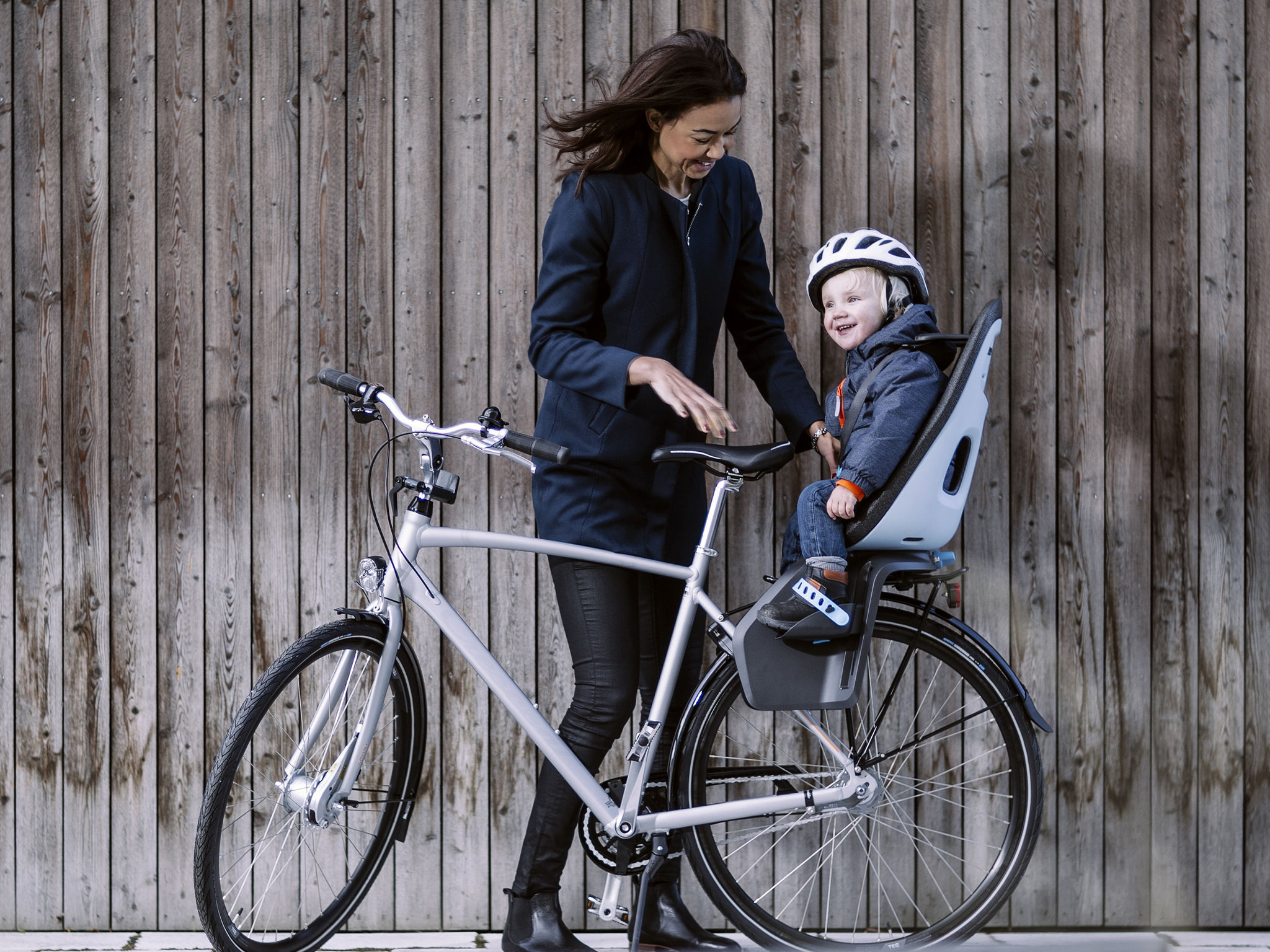 Will Your Bike Work With an Attached Kids Bike Seat?