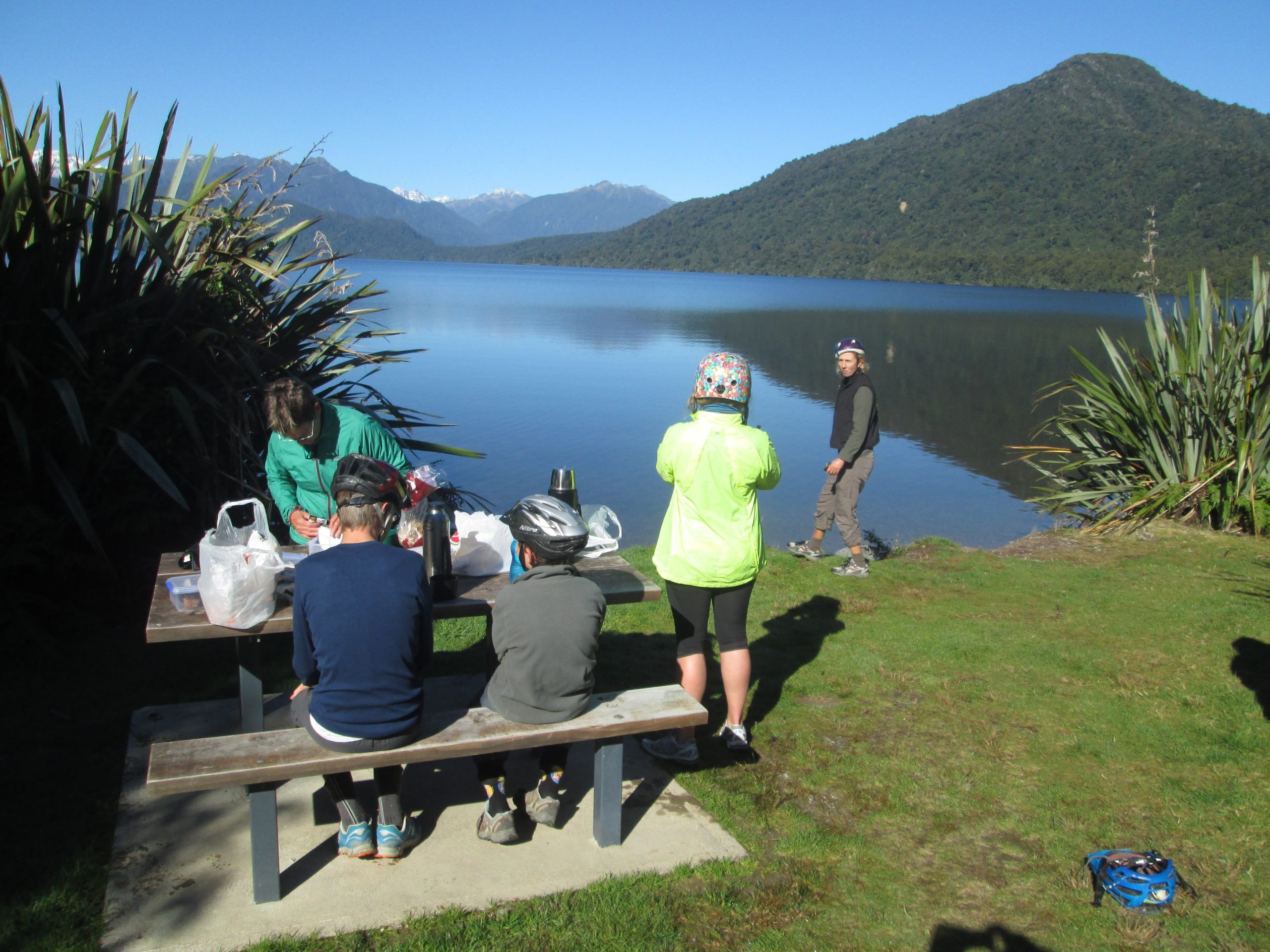 West Coast Wilderness Trail – An inspiring story about bike touring with kids.
