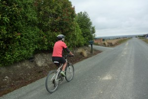 Quiet country roads. Women's Profile. goRide