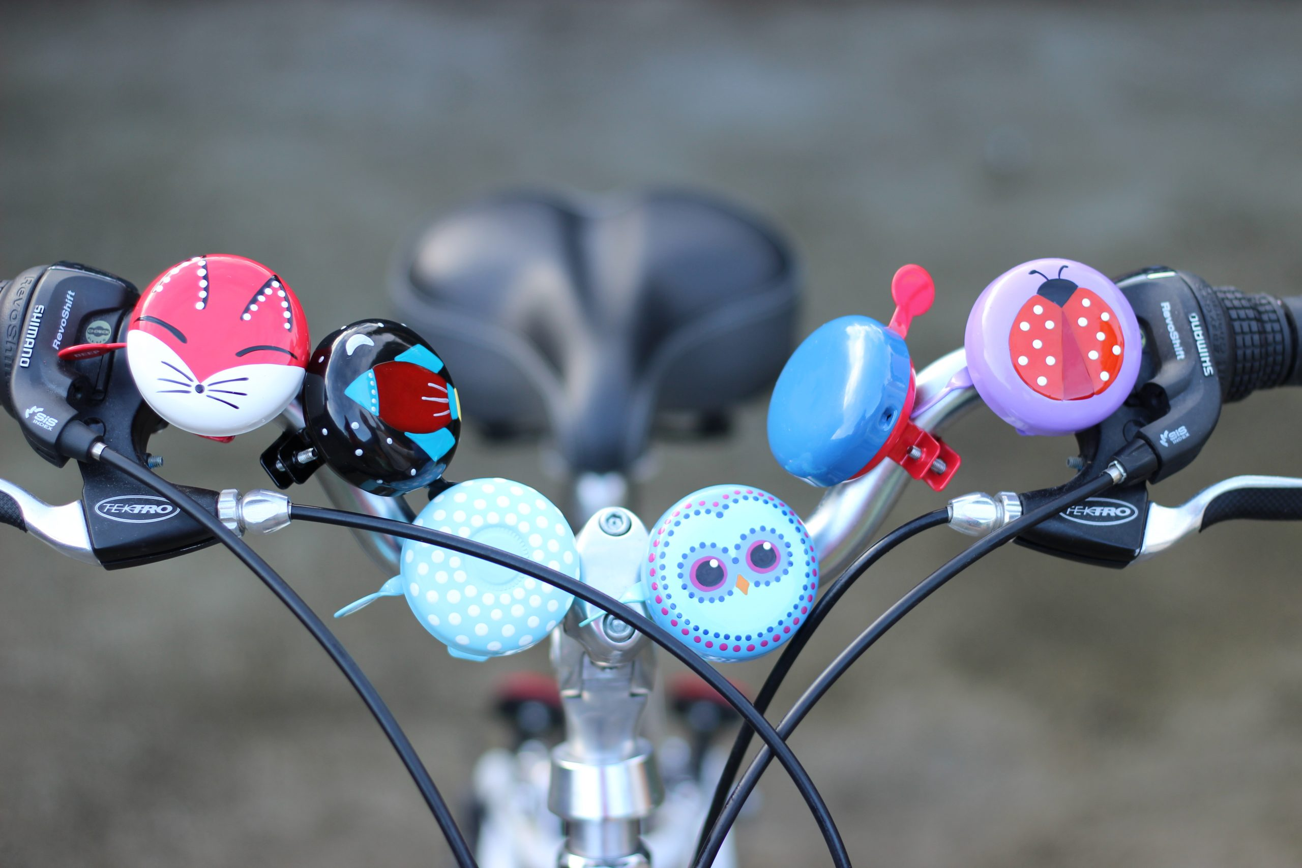 Be Heard with a Bike Bell