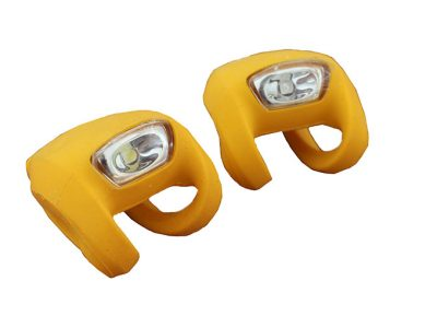 Knog fron kids bike light front rear goRide