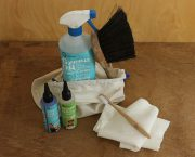 Clean Bike and chain. goRide Essential Plus cleaning kit with bag