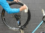 Sustainable bamboo bike cleaning cloths goRide