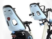 Mini Nexxt & Sleep - multiple kids attached to the bike