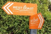 Westcoast Wilderness Trail signposting goRide