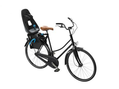 Urban bike and Yepp Maxi Nexxt Carrier mount