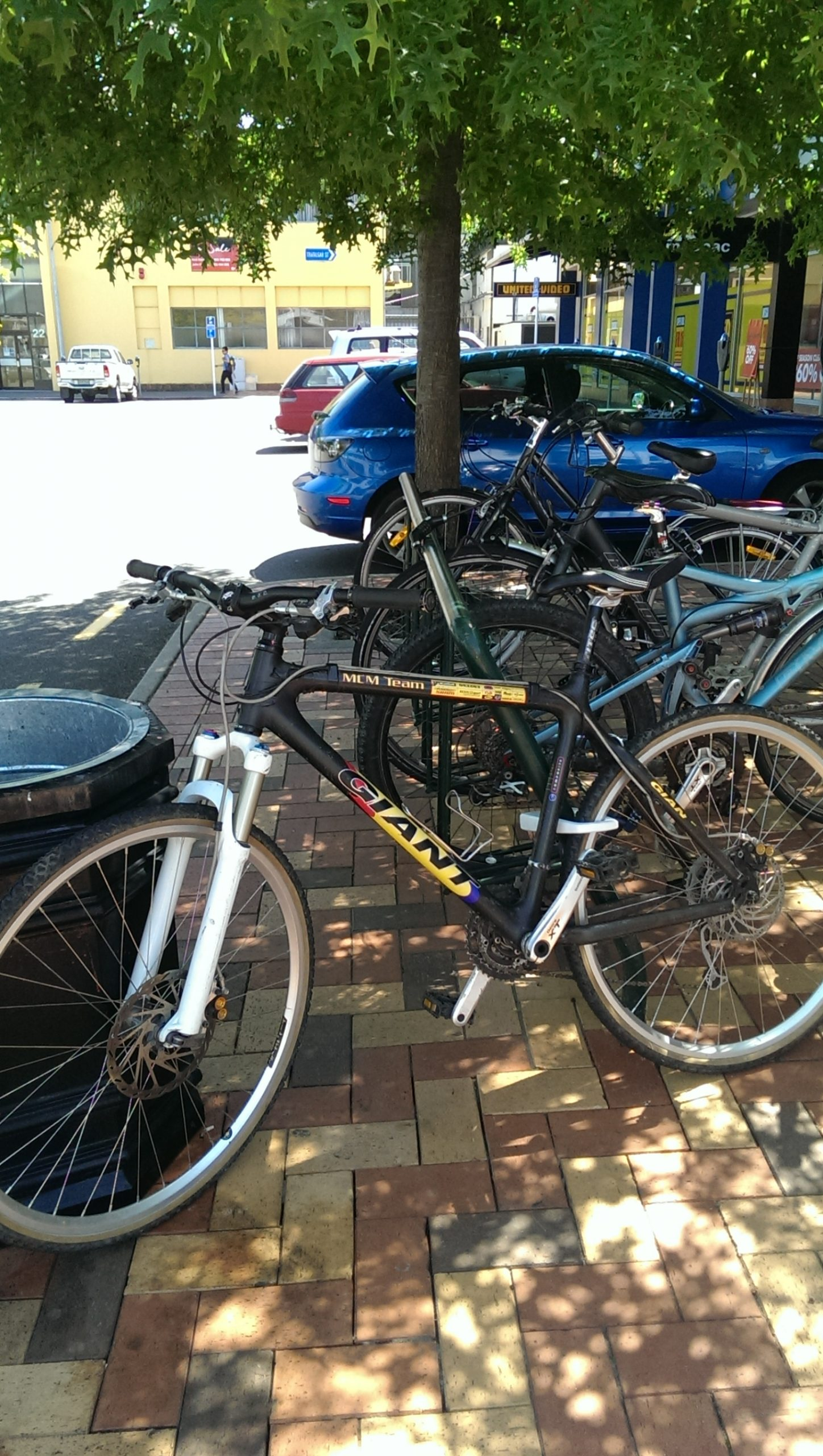 Bike Locks for Town Riding