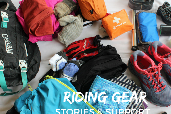 Riding Gear stories & support