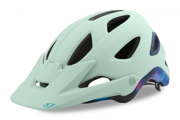 Giro Montaro Womens Mountain Bike Helmet. Matt Mint. goRide