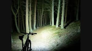 The 'Right' Lights for Mountain Biking at Night