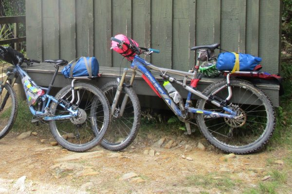 Thule Tour Rack. Heaphy Track. goRide