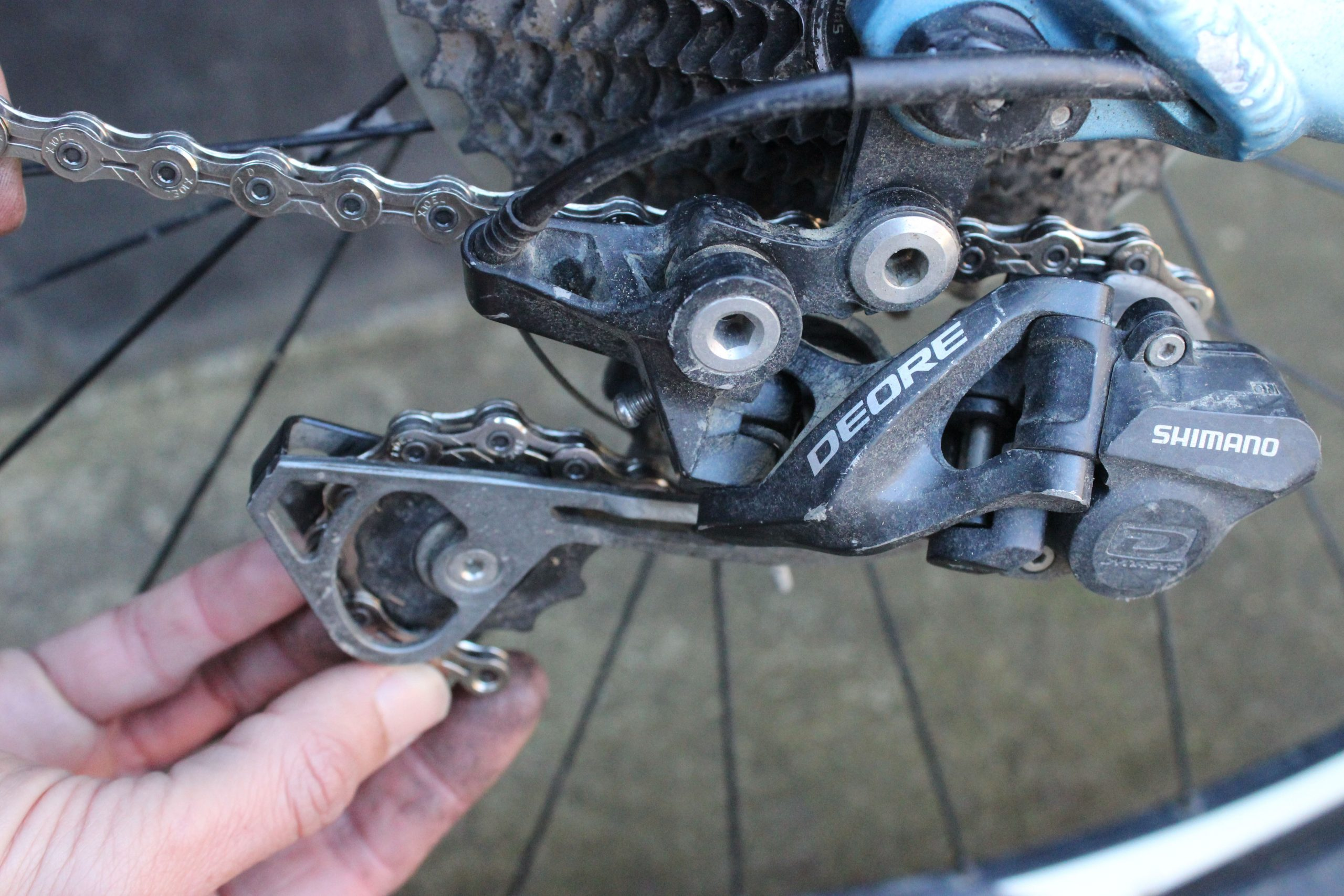 Bike Repair – How to replace a worn bike chain