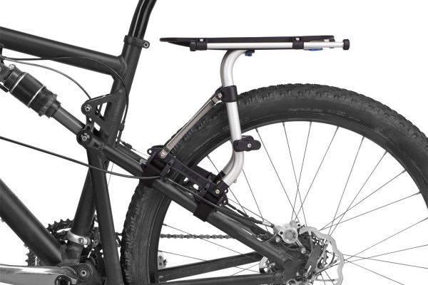 Thule Tour Rack clamping system. goRide