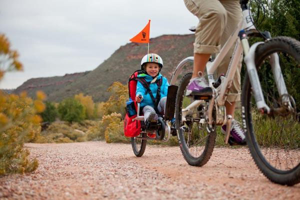 The Best Kids Bike Seats for Family Touring