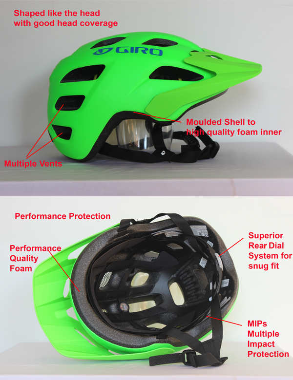 GiroTremor performance features story goRide
