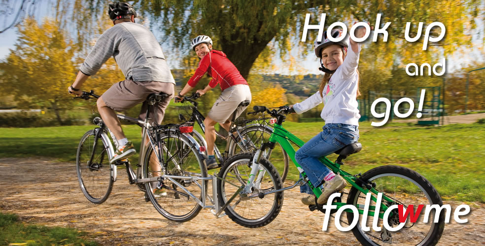 Will Your Bike Work for Towing Kids?