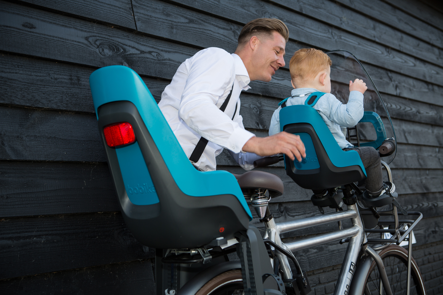 Front vs Rear Kids Bike Seats – What should YOU choose?