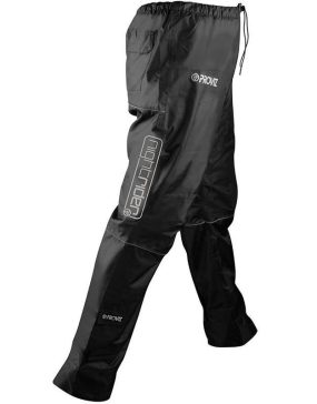 Waterproof pants, sideview