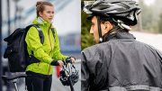 visibility rain cover - cycling