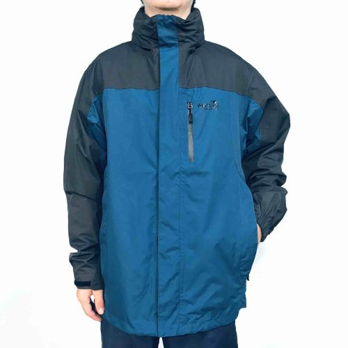 Youth boys waterproof jacket