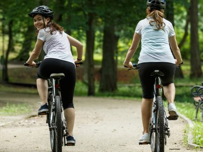 padded bike pants endurance & chamois cream