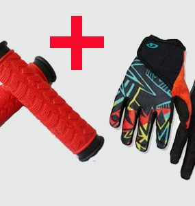 glove & kids grip