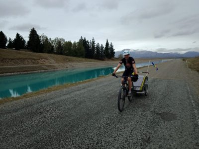 alps to Ocean with kids